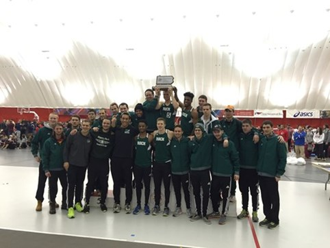 2015 PSAC Indoor Track & Field Championships: Shippensburg Wins